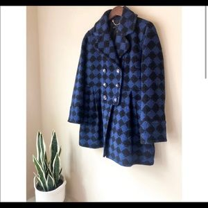 Marc by Marc Jacobs wool peacoat